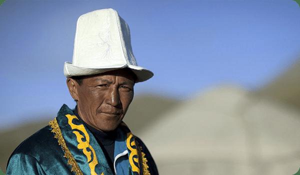 Население Кыргызстана