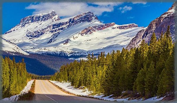 Национальный парк Банф - Канада