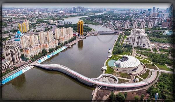 Нур-Султан - Казахстан