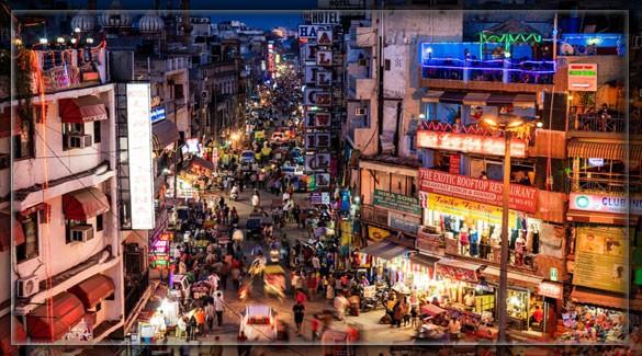 Нью-Дели - столица Индии