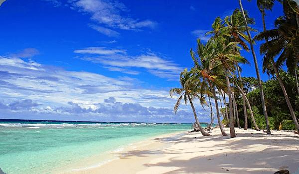 Остров Бутаритари