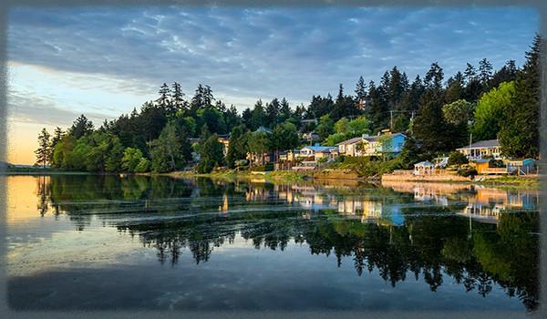 Остров Ванкувер - Канада