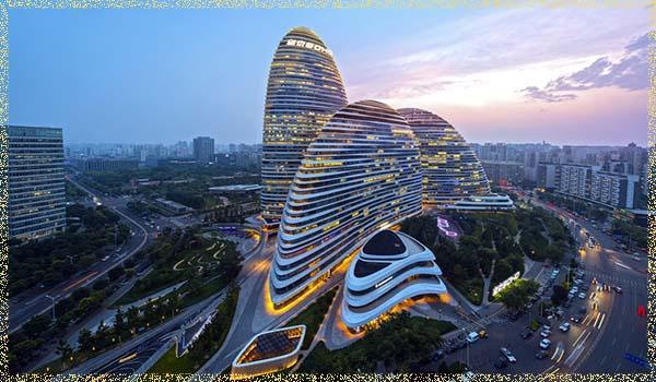 город Пекин (Beijing)