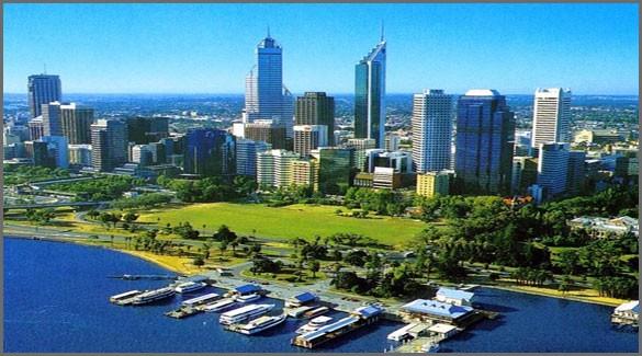 Перт. Австралия