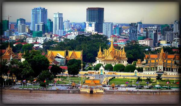 Пном Пен - Камбоджа