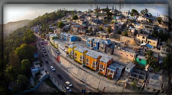 столица Гаити - Порт-о-Пренс