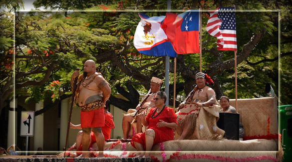 Американское Самоа — подробная информация о стране | 325x585