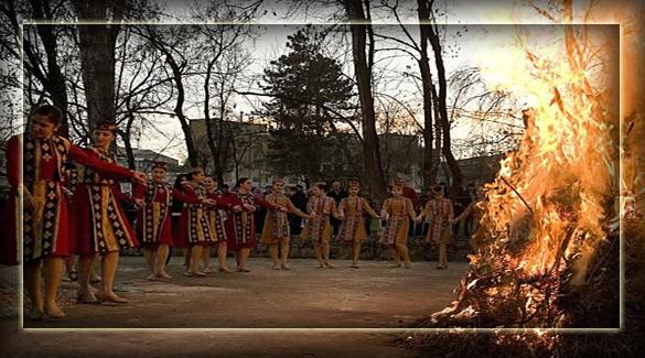 Праздники Армении
