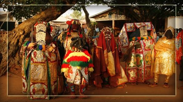 Праздники Бенина