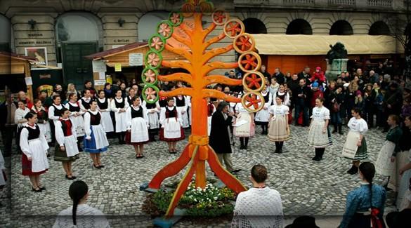 Праздники Венгрии