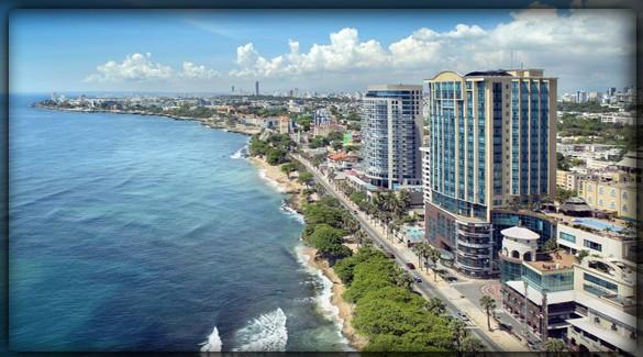 Санта-Доминго - столица Доминиканской Республики