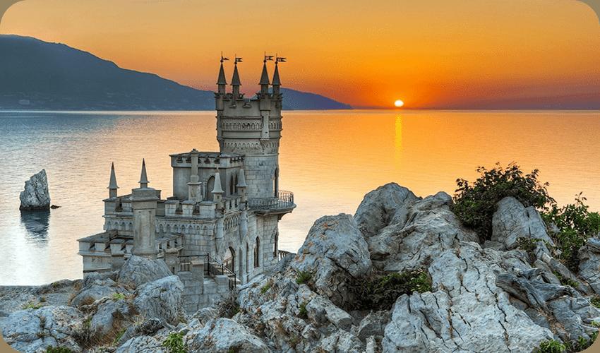 Солнечный Крым