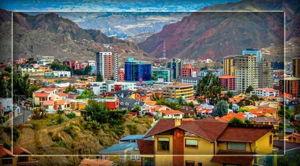 Столица Боливии