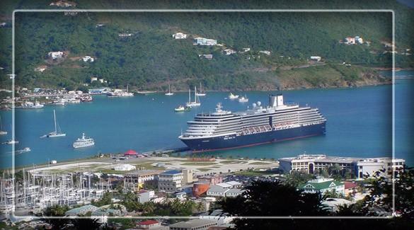 Столица Британских Виргинских островов