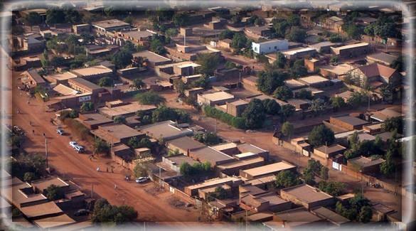 Столица Буркина-Фасо