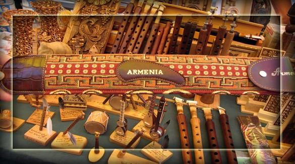 Сувениры Армении