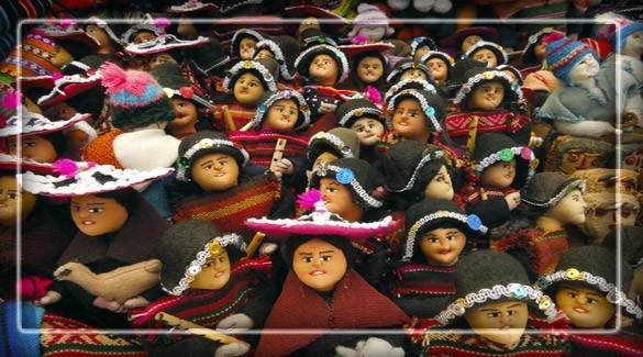 Сувениры Боливии