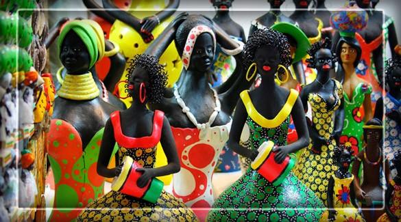 Сувениры Бразилии