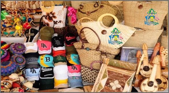 Сувениры с Багамских островов