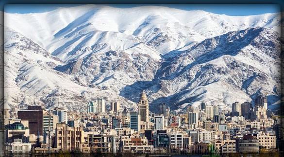 Тегеран (Tehran) - столица Ирана