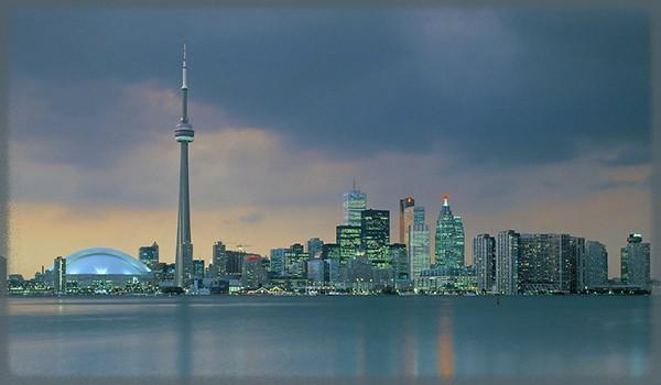 Торонто - Кканада