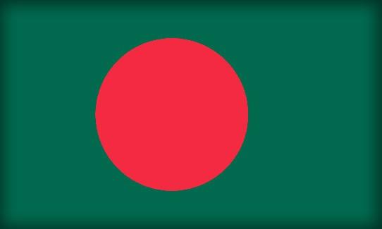 Флаг Бангладеш