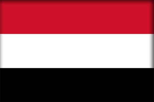 Флаг Йеменской Республики