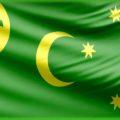 Флаг Кокосовых островов