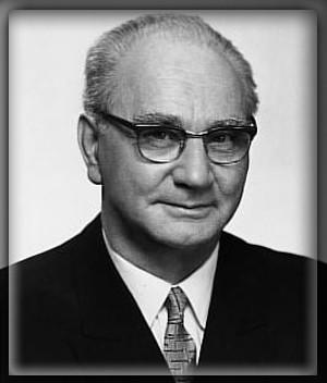 Франц Йонас (Franz Jonas) - четвертый президент Второй Австрийской Республики