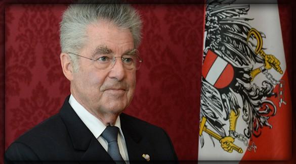 Хайнц Фишер (Heinz Fischer) - восьмой президент Второй Австрийской Республики
