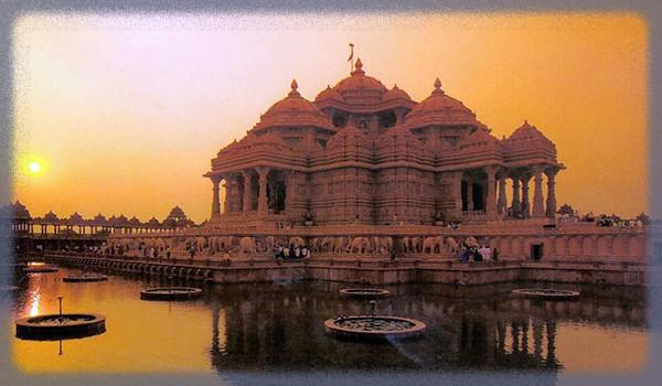 Храм Акшардхам - Индия