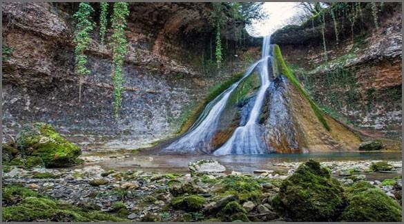 Шакуранские водопады. Абхазия