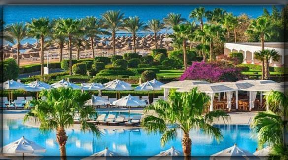 Шарм-эль-шейх. Египет