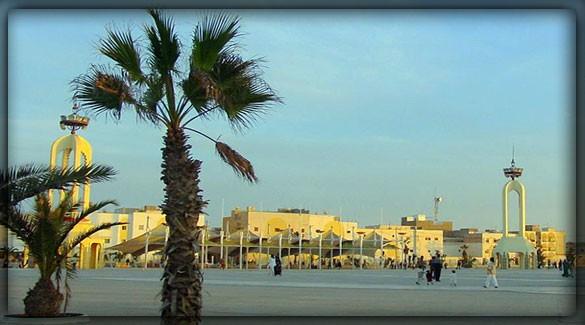 Эль-Аюн - столица Западной Сахары