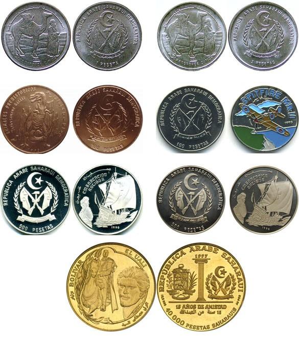 валюта Западной Сахары