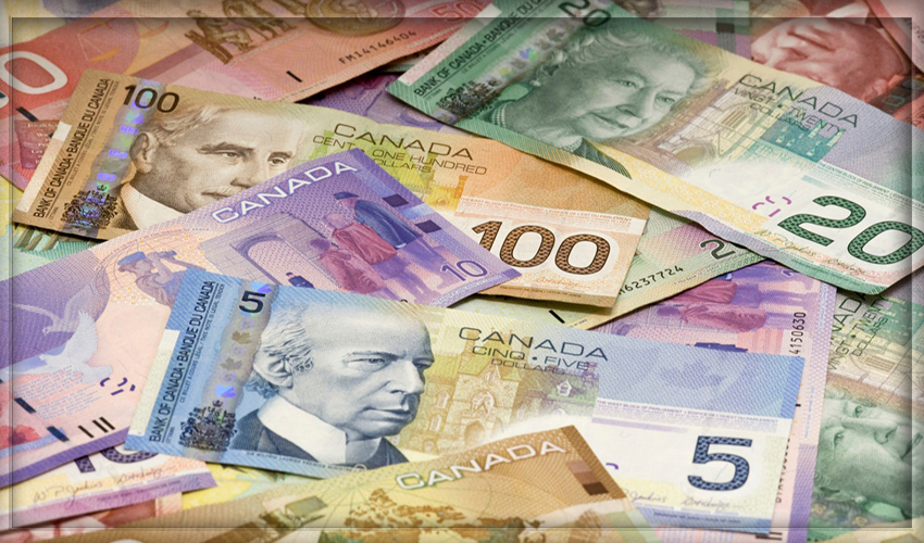 Валюта Канады