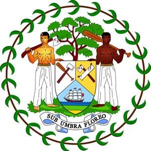 герб Белиза