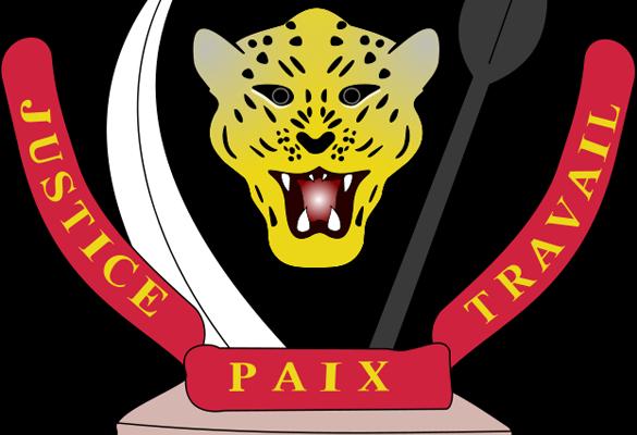Герб Демократической Республика Конго