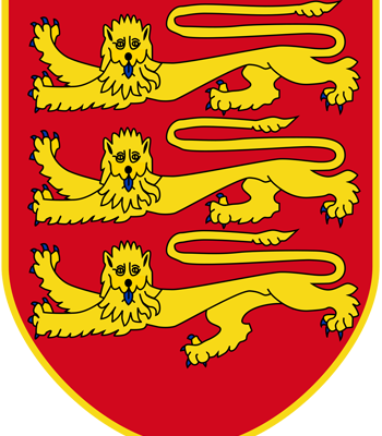 Герб Джерси (The coat of arms of Jersey)