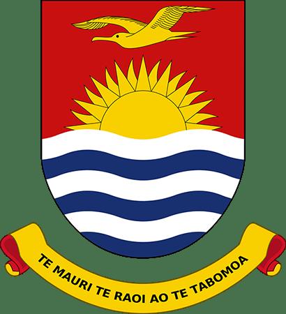 герб Республики Кирибати
