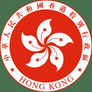 герб Гонконга (coat of arms of Hong Kong)