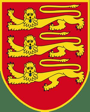герб острова Джерси