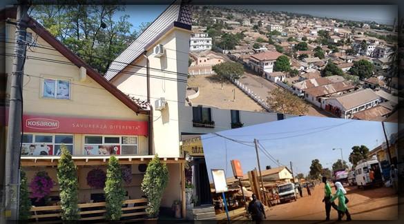 Крупнейшие города Гамбии