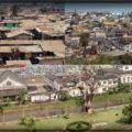 Крупнейшие города Ганы