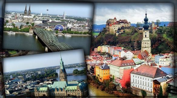 Крупнейшие города Германии