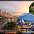 Крупнейшие города Грузии