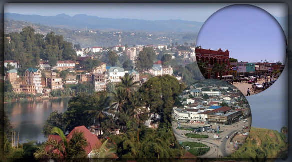 Крупнейшие города Демократической Республики Конго