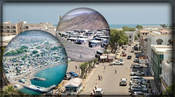Крупнейшие города Джибути