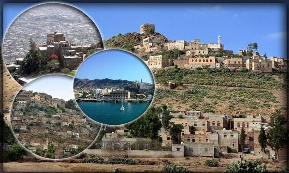 10 крупнейших городов Йемена
