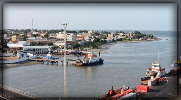 Столица Гамбии